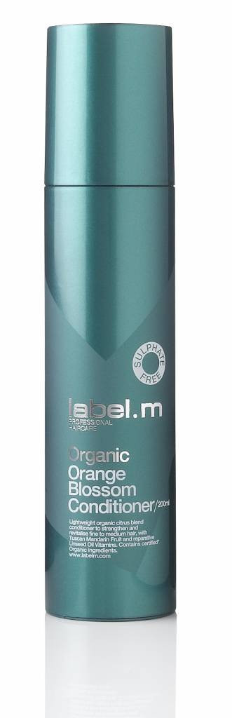 Label.m Organic Orange Blossom kondicionieris 200ml