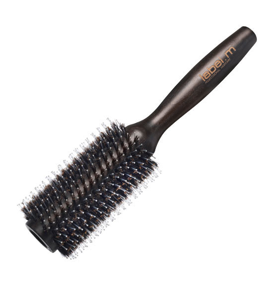 Label.m  Boar Bristle Round Brush 30mm
